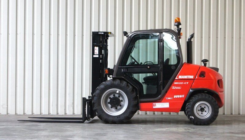 Manitou - MH25-4T