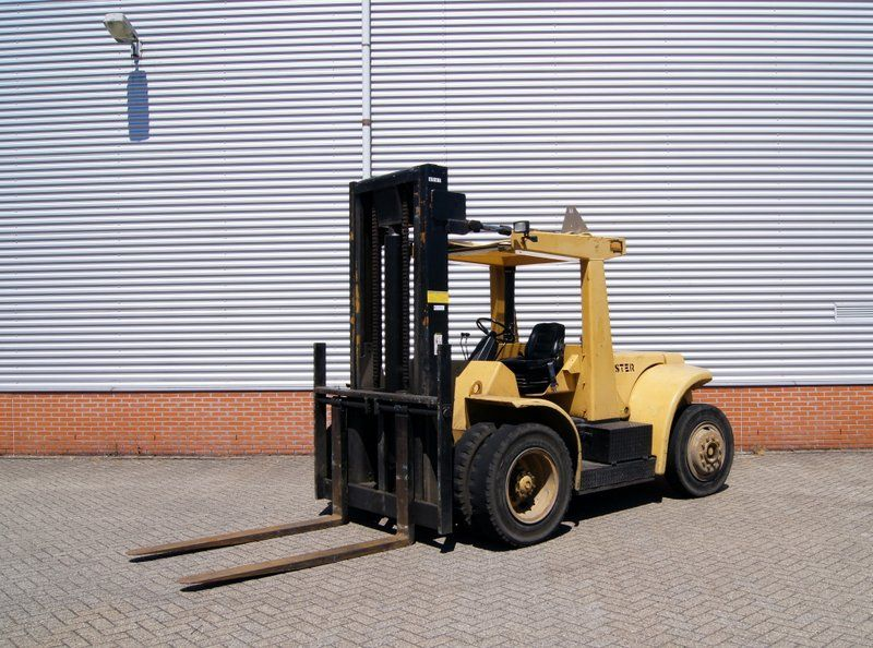 Hyster - H 8.00 H